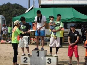 IBオープン表彰式